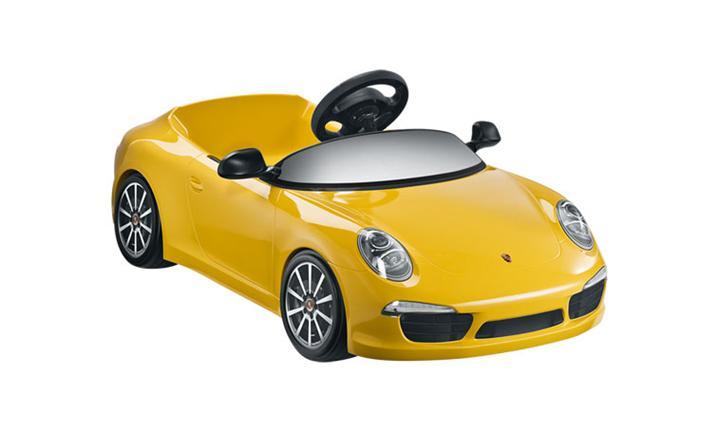 voiture lectrique 911 carrera v hicules pour enfant pour enfants porsche driver 39 s selection. Black Bedroom Furniture Sets. Home Design Ideas