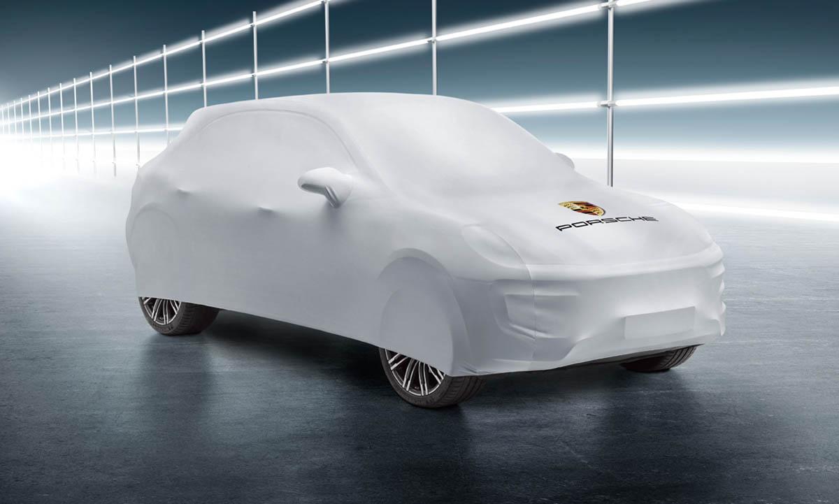 Porsche Tequipment Car Cover