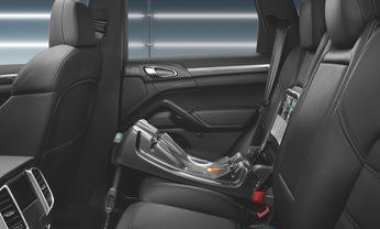 Porsche Baby Seat Base ISOFIX G 0