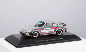 Porsche 911 Turbo RS, Martini Racing Design, 1:43