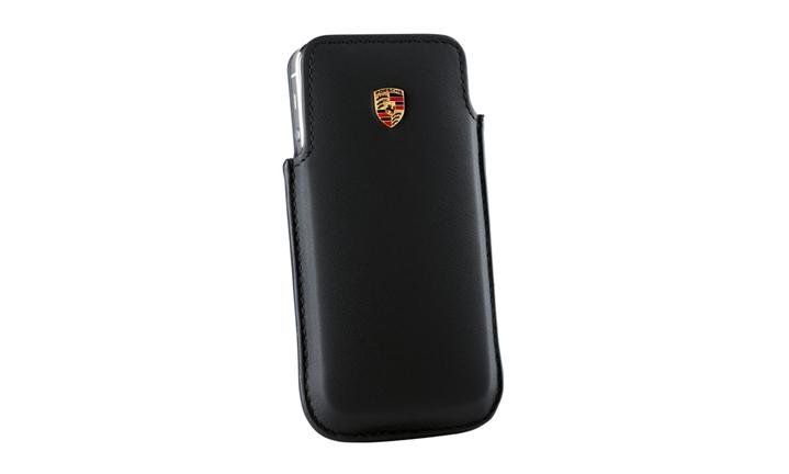 Iphone Cover * Black
