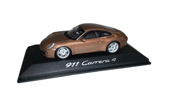 911 991 Carrera 4 Coupé 1 43 Model Car