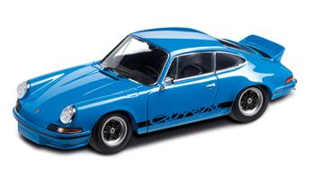 911 - RS 2.7- Glacier Blue 1:43 Model