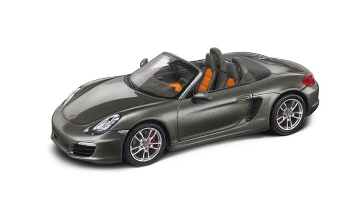 Boxster S (981), 1:43