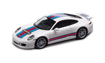 911 カレラ S エアロキットカップ MARTINI RACING、1:43