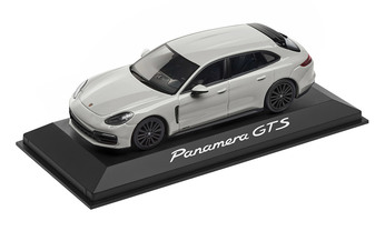 1:43 Model Car | Panamera Sport Turismo GTS in Crayon