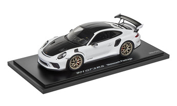 Limited Edition 1:18 Model Car | 911 GT3 RS with Weissach Package in White