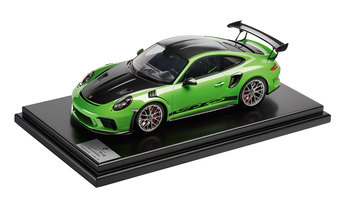 911 Gt3 Rs With Weissach Package 1 12 Lizard Green Limited Edition