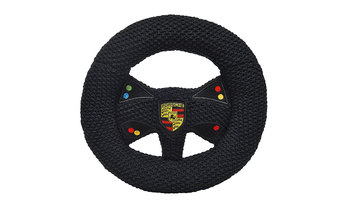 Knitted Steering Wheel with Rattle – Motorsport