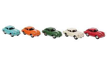 Lot de 5 aimants voiture