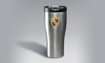 Porsche Thermal Flask in Silver