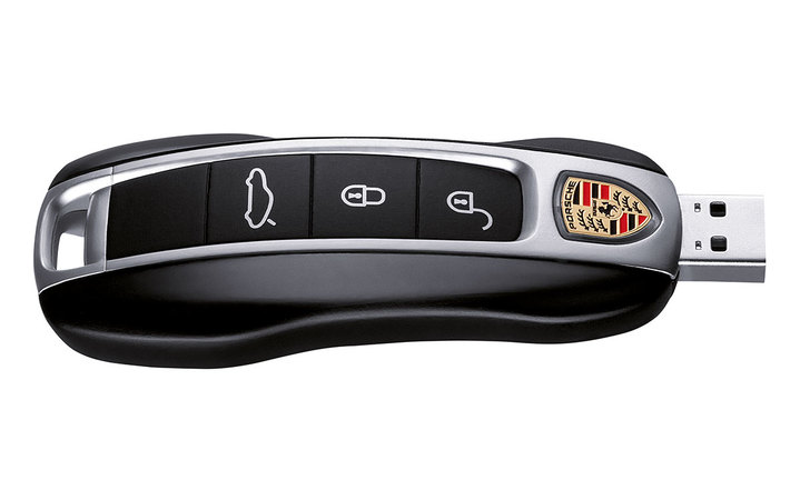 Porsche Car Key USB Stick