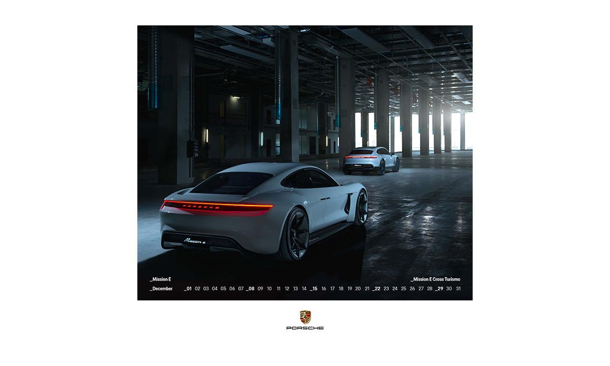 Porsche Kalender 2019 Timeless History Neu Im Shop Home