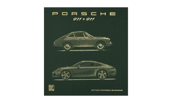 911 x 911 Book Porsche Museum Edition