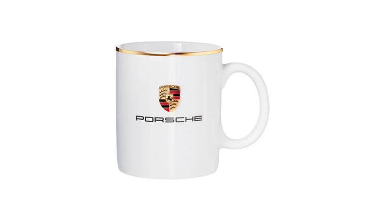 Porsche Crest mug, 0,25 l