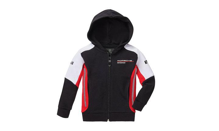 design senza tempo be77f ac17f Felpa Motorsport da bambini - Collezione Motorsport ...