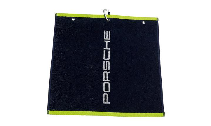 Porsche Golf Towel