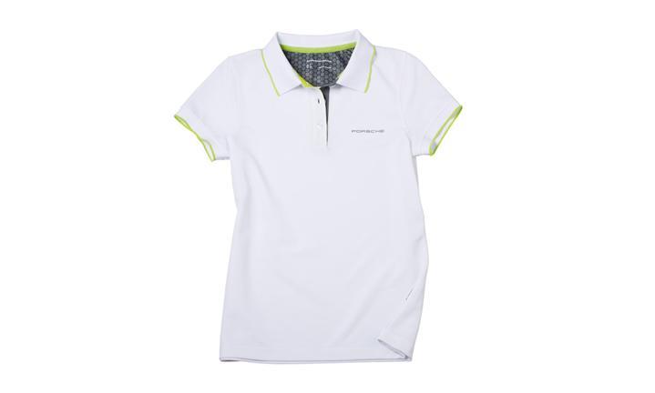 95114a74 Women's polo shirt – Sport - Golf Collection - Collections - Porsche ...