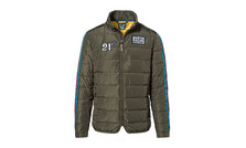 Martini Racing Collection, Quilted Jacket, Men, green