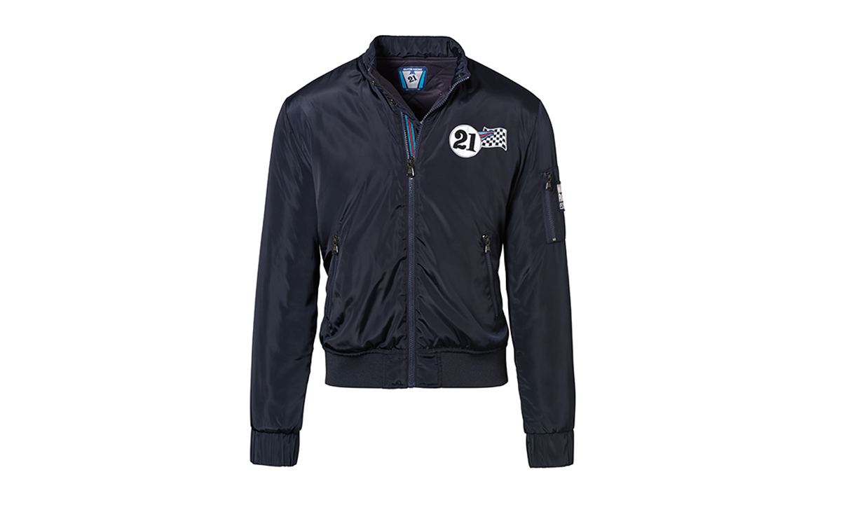 a5ac86e6 MARTINI RACING Collection, Reversible Jacket, Unisex, dark blue, M - New to  the shop - Home - Porsche Driver's Selection