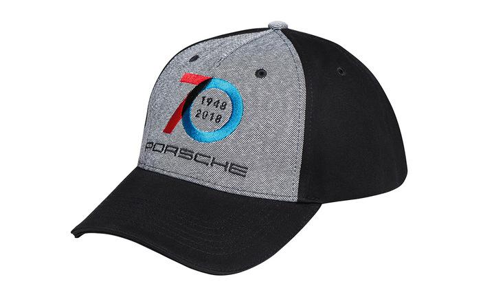 Gorra de béisbol – 70º aniversario Porsche - Gorras - Complementos ... 41c2f70c2b3