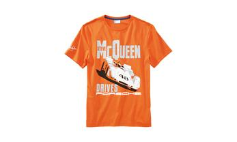 "Men's ""car"" T-shirt – STEVE MCQUEEN™"