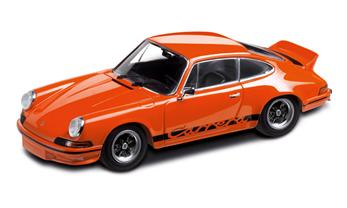 911 - RS 2.7 - Blood Orange 1:43 Model