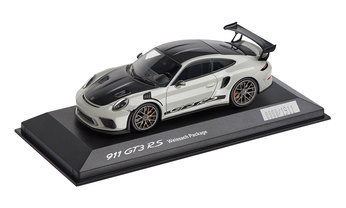 911 GT3 RS mit Weissach-Paket, 1:43, kreide, Limited Edition