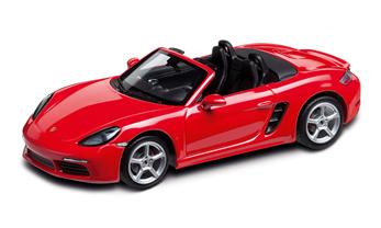 718 Boxster S (982), rouge indien 1:43