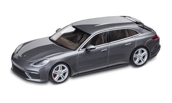 1:43 Model Car | Panamera Turbo Sport Turismo in Agate Grey Metallic