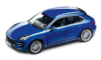 Macan Turbo, 1:18