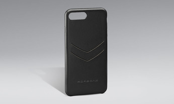 Snap-On Case Leder iPhone 8 Plus
