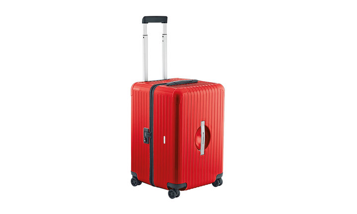 PTS Ultralight XL [Rimowa], Indischrot