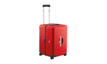 PTS Ultralight XL [Rimowa], Guards Red