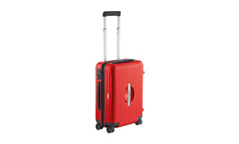 PTS Ultralight M [Rimowa], Rouge Indien