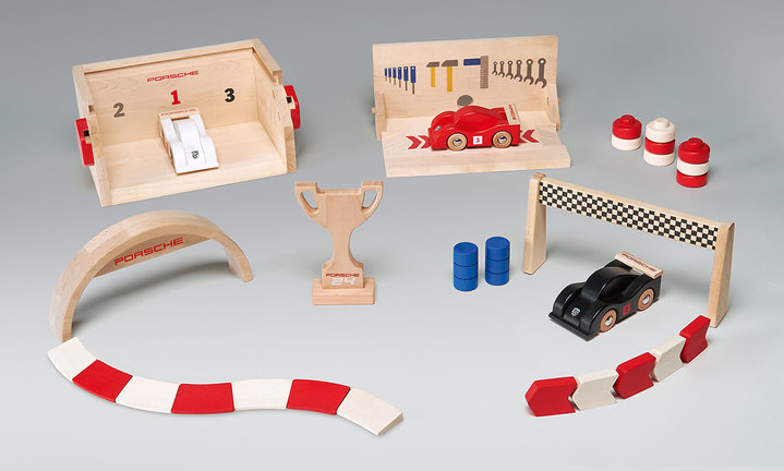 Race Track Starter Set – Racing