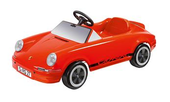 RS 2.7 Pedal Car Blood Orange (Special Order Only)
