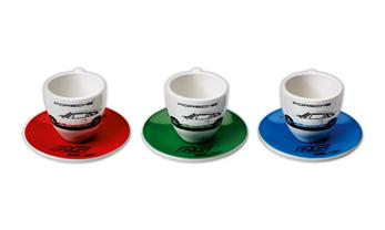 Espressotassen Set - RS 2.7 Collection