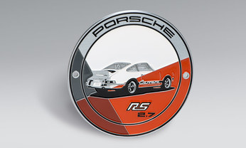 Grill Badge - RS 2.7