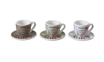 Limited Edition Classic Espresso Cup Set