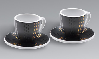 911 Limited Edition Espresso Cup Set