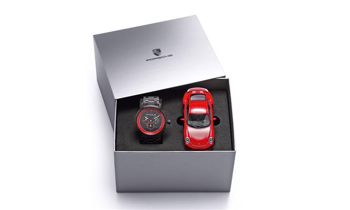 911 Turbo S Classic chronograph, set – Ltd. Ed.