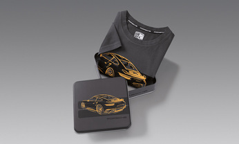 Limited Edition Porsche 911 Collector's T-Shirt No. 9