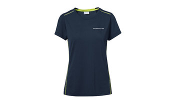 Ladies' Sport T Shirt in Navy Blue