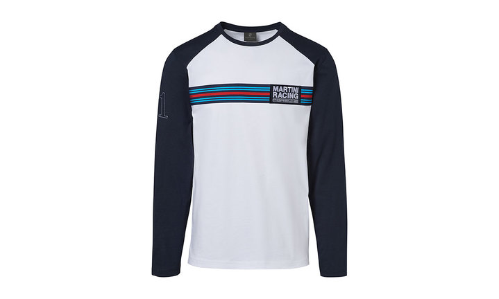 Men's Long-Sleeved T-Shirt – MARTINI RACING®