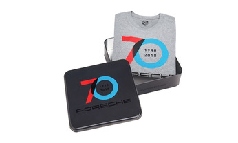 Collector's T-Shirt Edition No. 12, Limited Edition – 70 Jahre Porsche