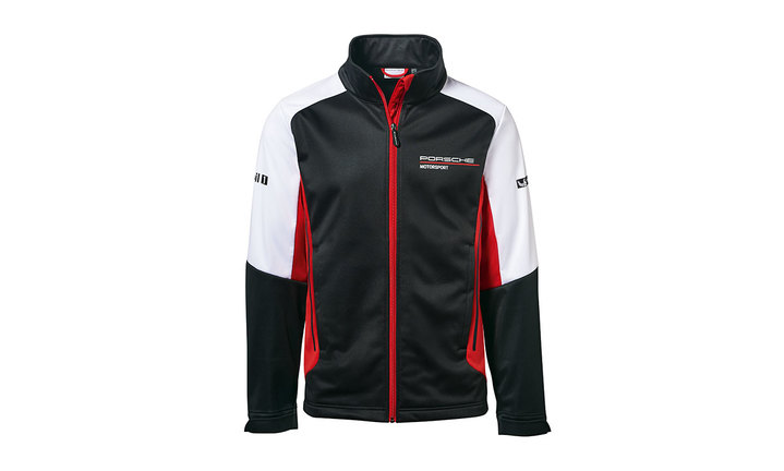 Motorsport Men's Softshell Jacket