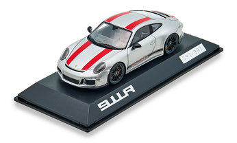 911 R, silber/rot, 1:43, Limited Edition