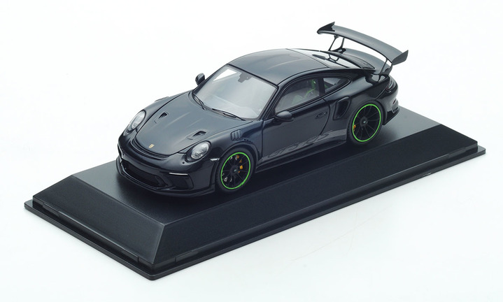 911 GT3 RS, Schwarz, 1:43, Limited Edition