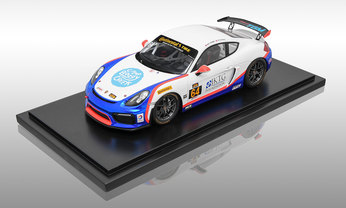 Cayman GT4 Clubsport - Edition Team TGM, 1:18